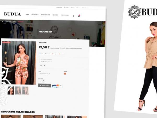 Tienda de ropa de mujer ronda