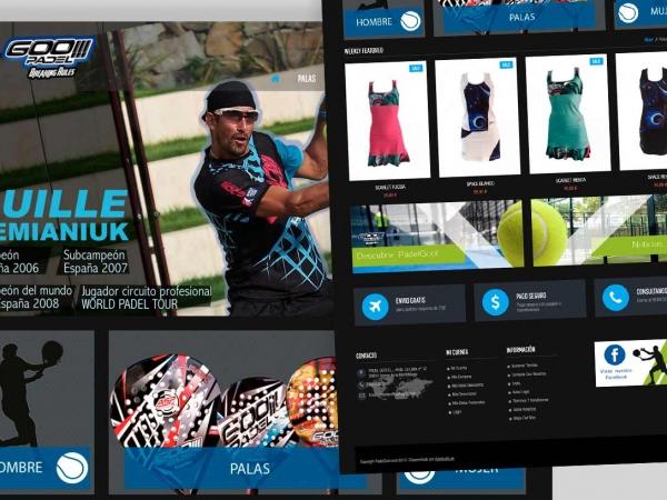 Tienda Online PadelGo
