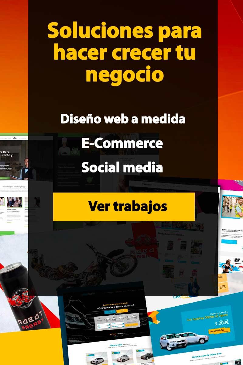 página web barata ejemplos