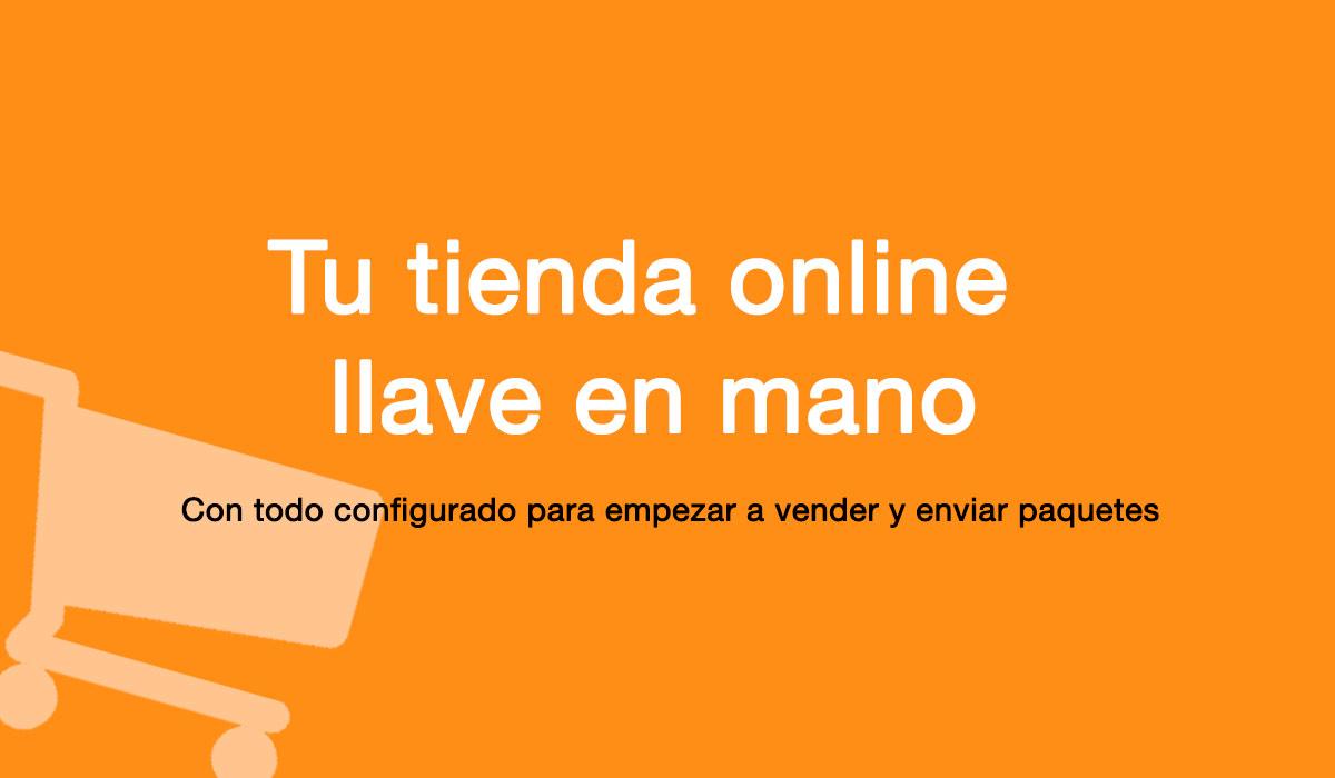 Tienda online Creamos tu tienda ahora Málaga