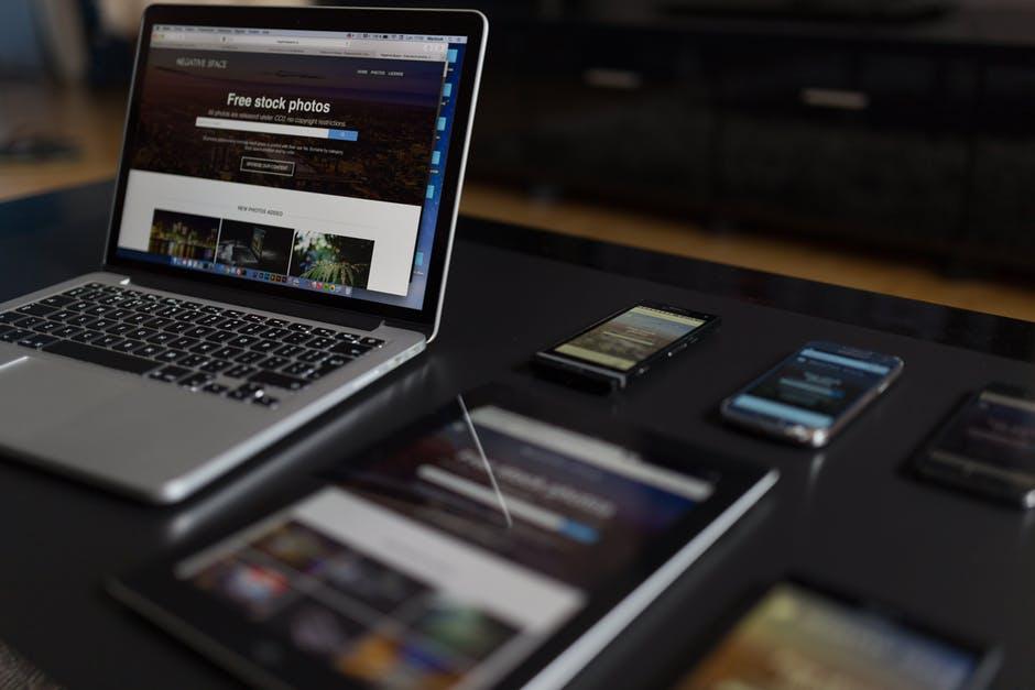 Webs adaptadas a móviles y tablets