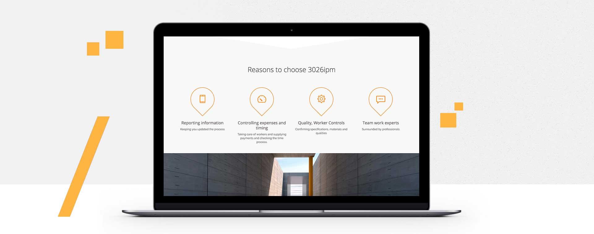 presentacion web construccion marbella malaga ingeniero
