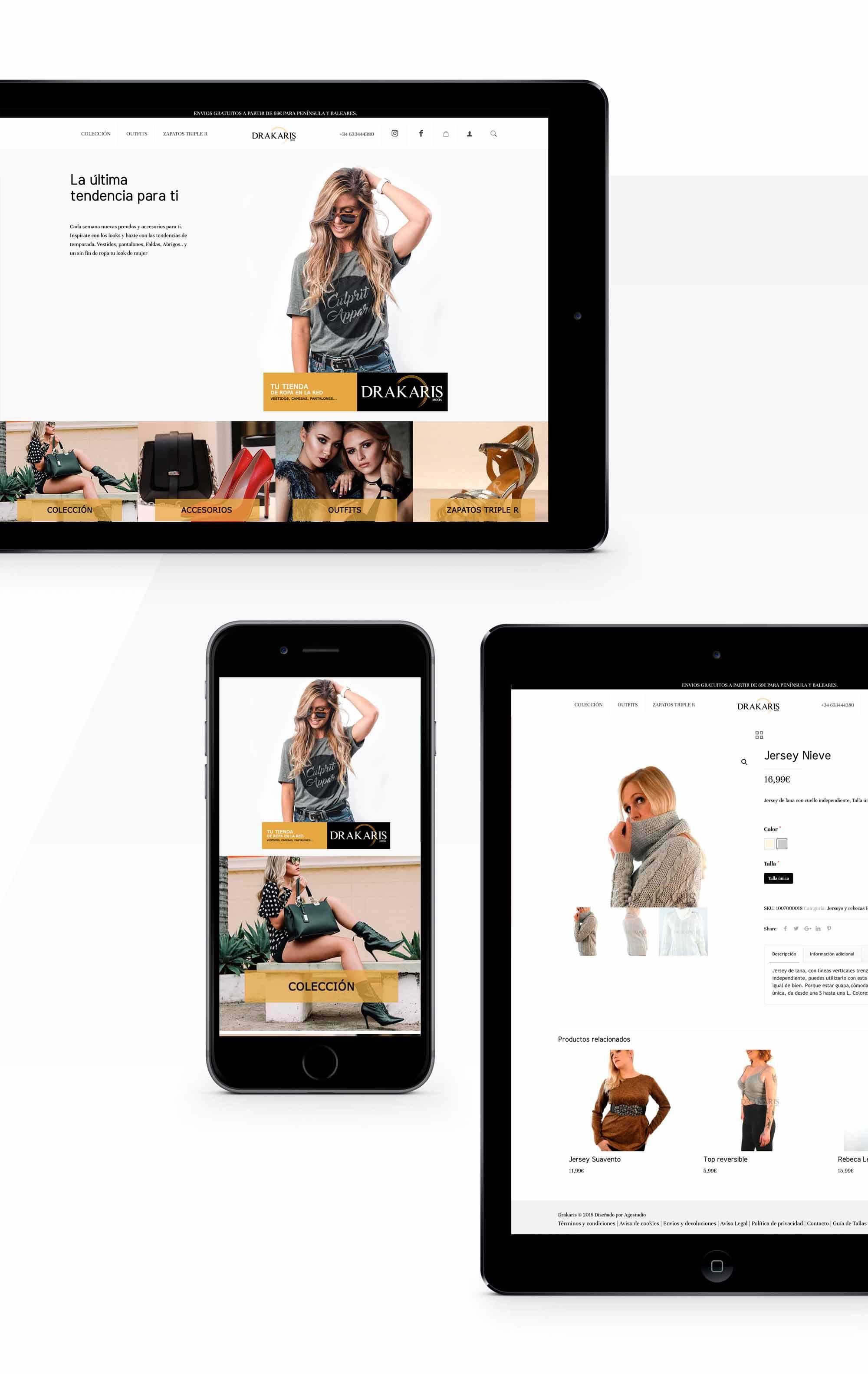 diseño tienda online malaga