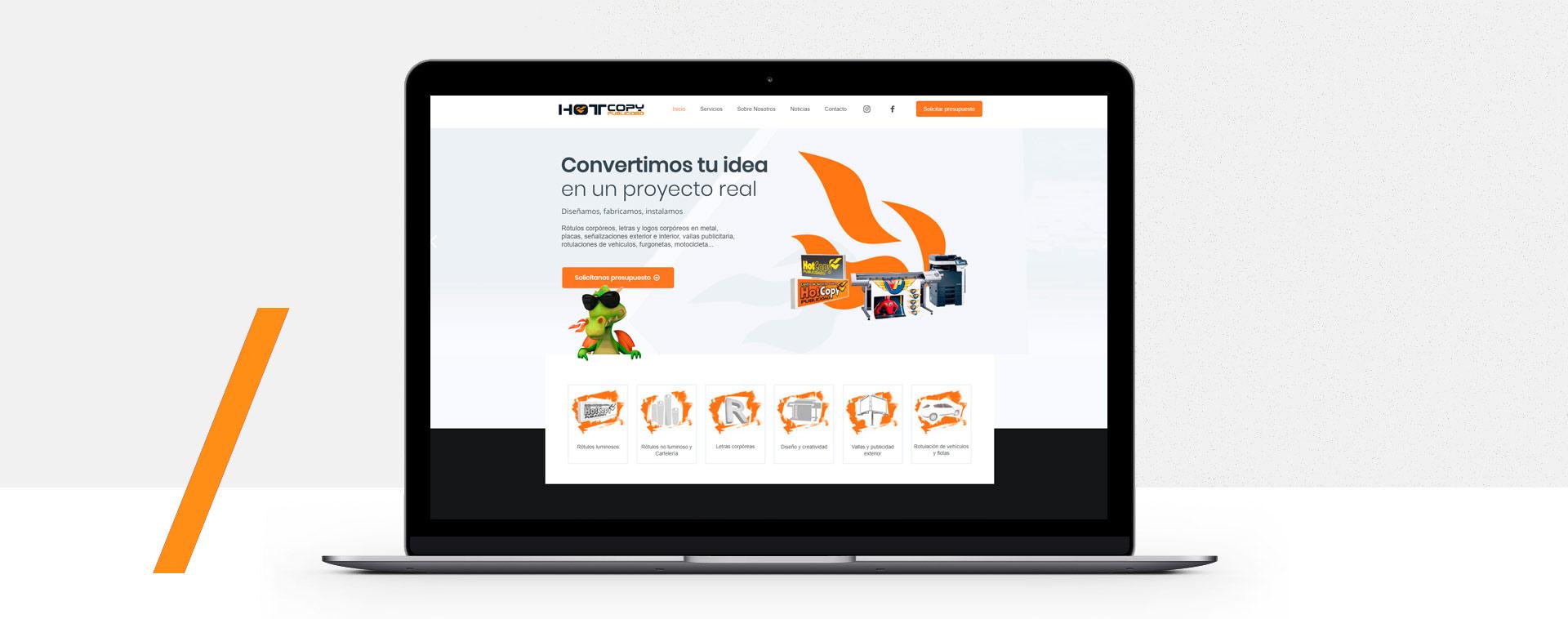 presentacion web mijas costa fuengirola hotcopy